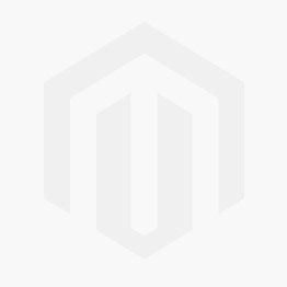 BDStyle Faux Leather Collar Adjustable Red Thick